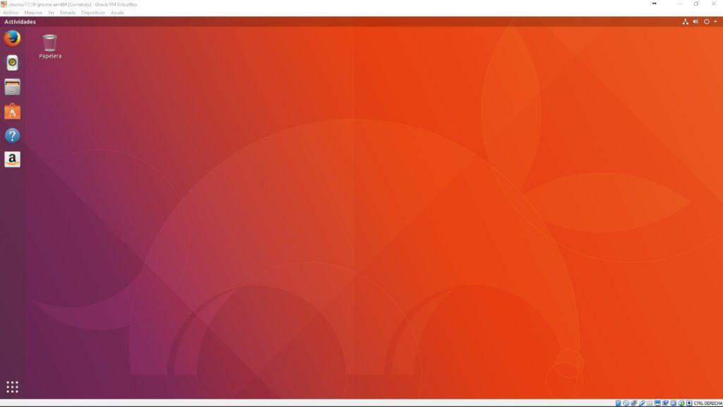 Ubuntu versión 17.10